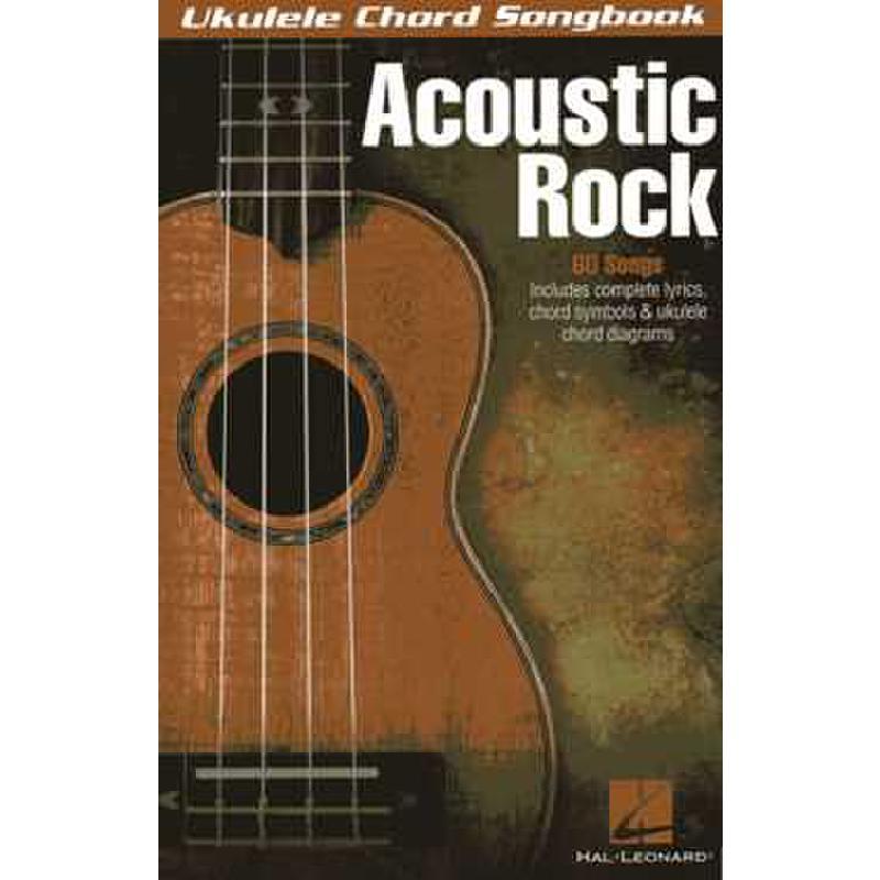 Titelbild für HL 702482 - ACOUSTIC ROCK