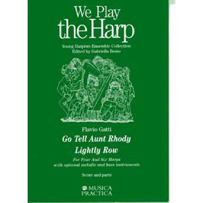 Titelbild für MP 17 - WE PLAY THE HARP