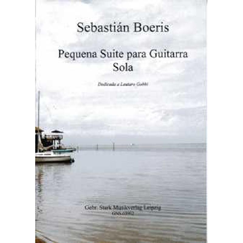 Titelbild für GNS 03902 - PEQUENA SUITE