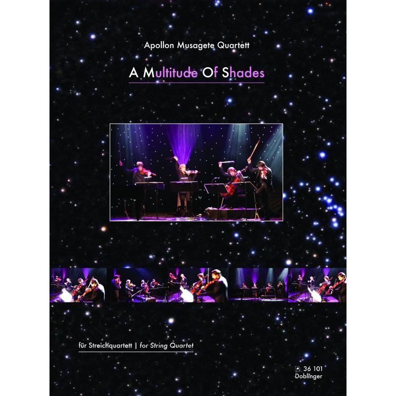 Titelbild für DO 36101 - A MULTITUDE OF SHADES