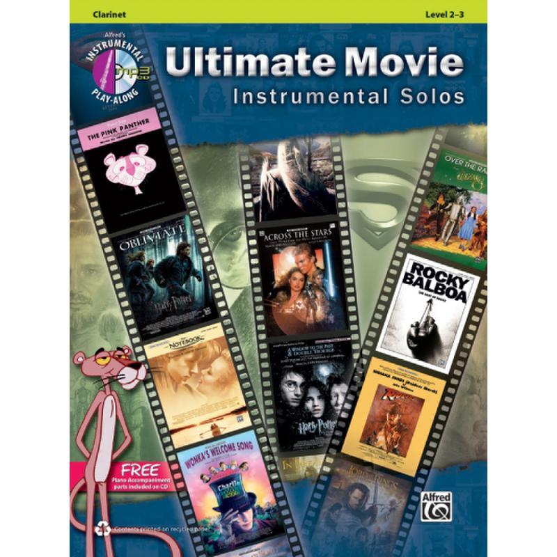 Titelbild für ALF 40108 - ULTIMATE MOVIE INSTRUMENTAL SOLOS