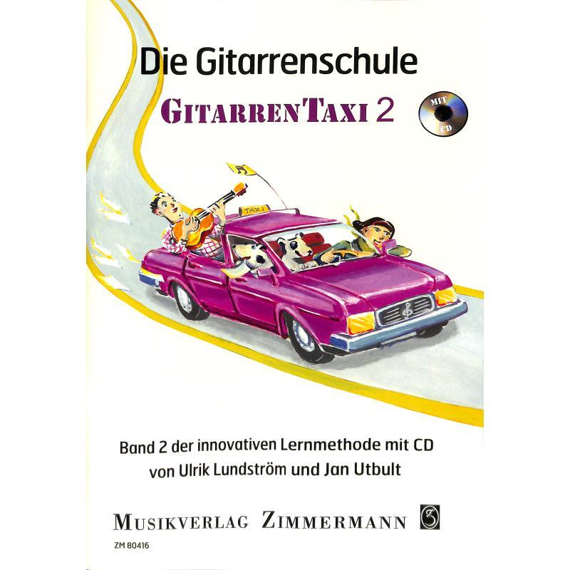 Titelbild für ZM 80416 - GITARRENTAXI 2 - DIE GITARRENSCHULE