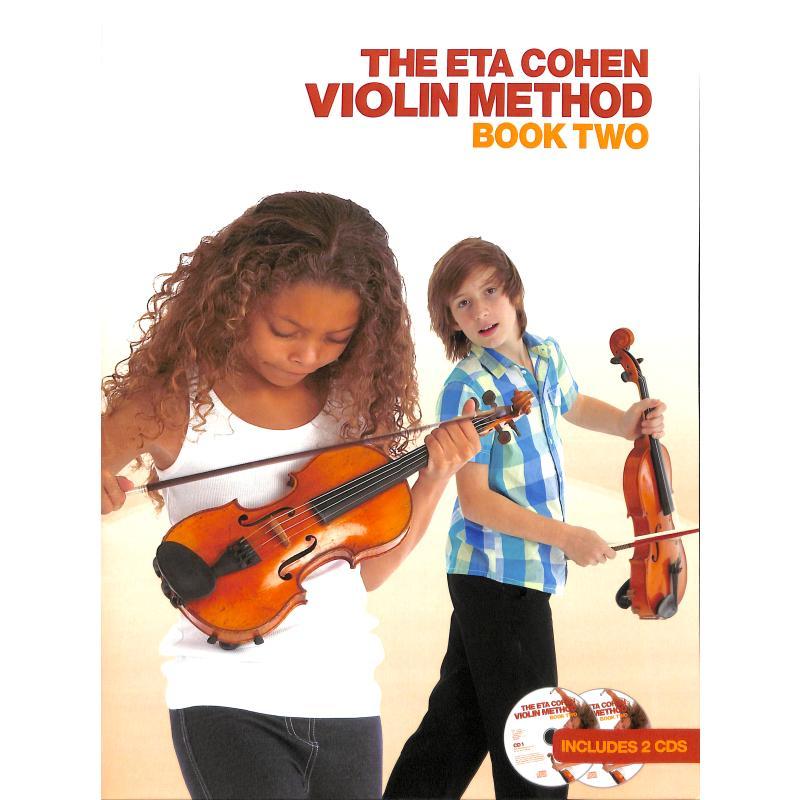 Titelbild für MSNOV 140041 - Violin method 2