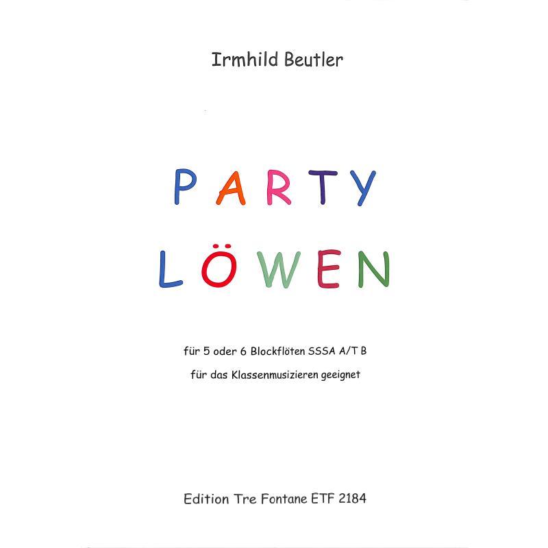 Titelbild für ETF 2184 - PARTYLOEWEN