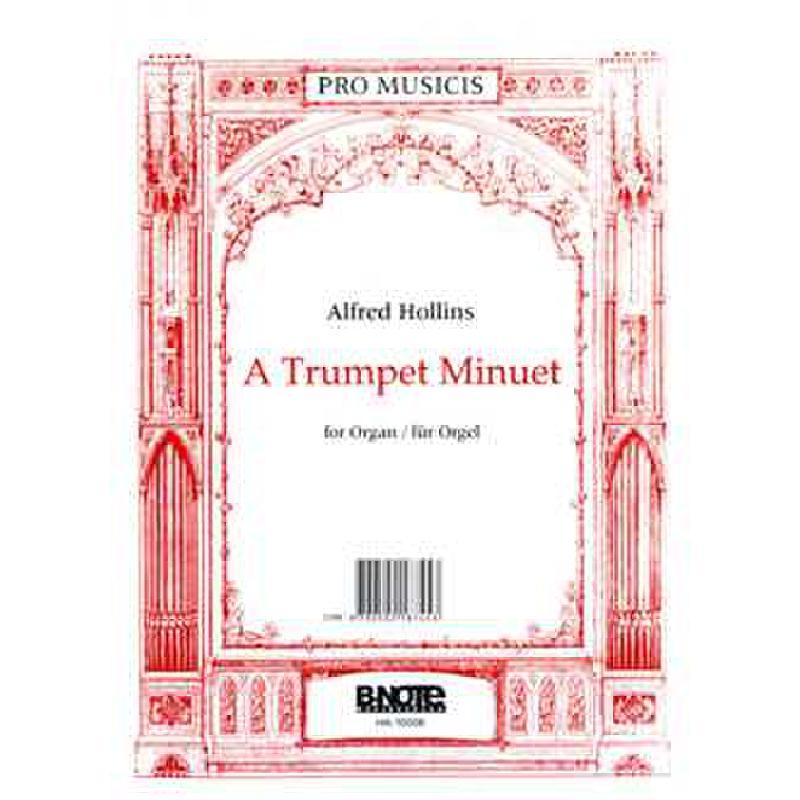 Titelbild für BNOTE -BN16506 - A trumpet Minuet