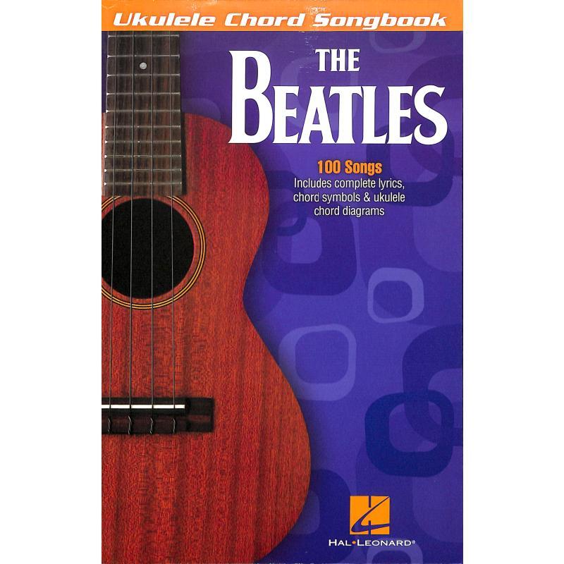 Titelbild für HL 703065 - Ukulele chord songbook