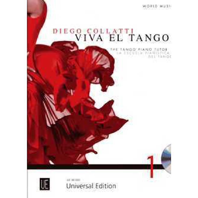 Titelbild für UE 36000 - VIVA EL TANGO