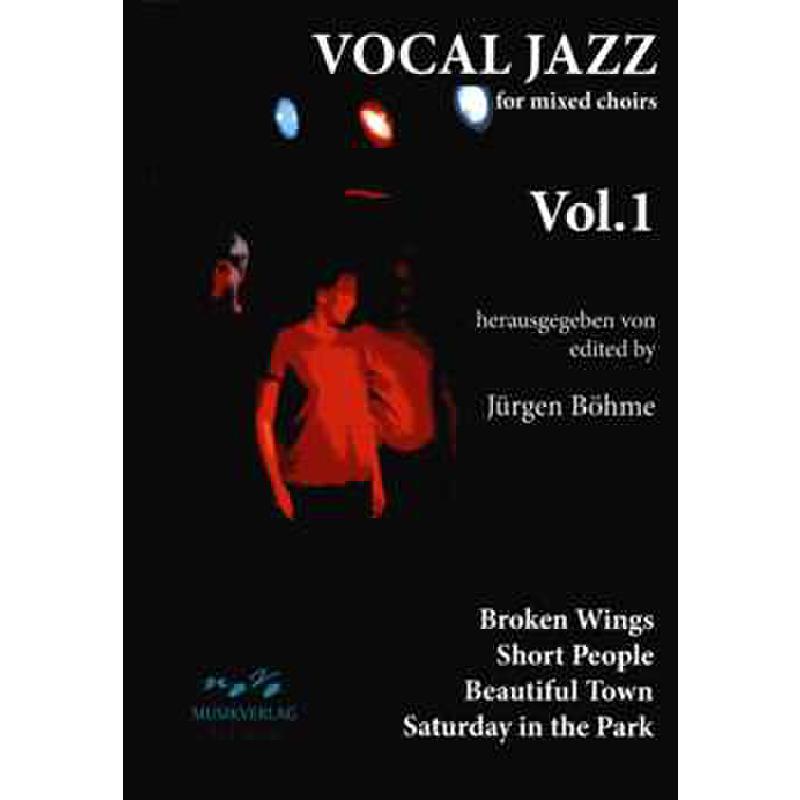 Titelbild für NV 500004 - Vocal Jazz 1