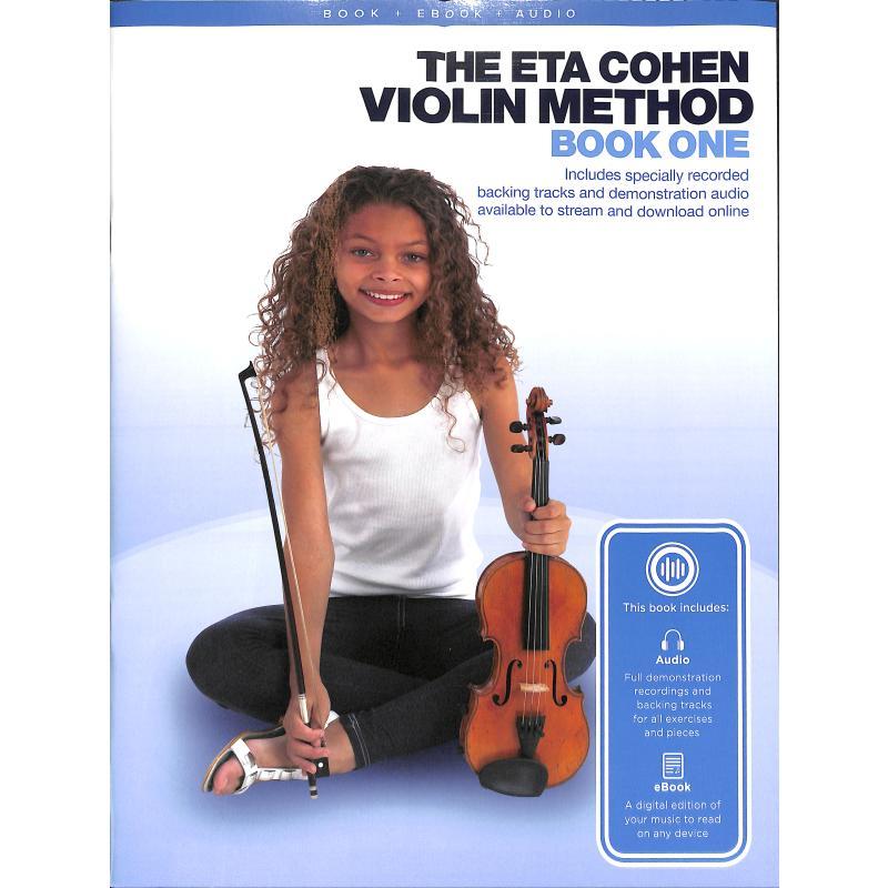 Titelbild für MSNOV 140019R - Violin method 1