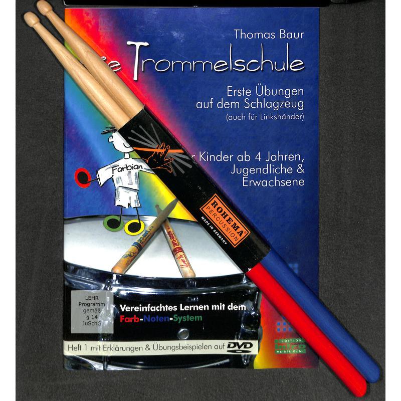 Titelbild für INTRO 11301891MS - Trommelschule 1