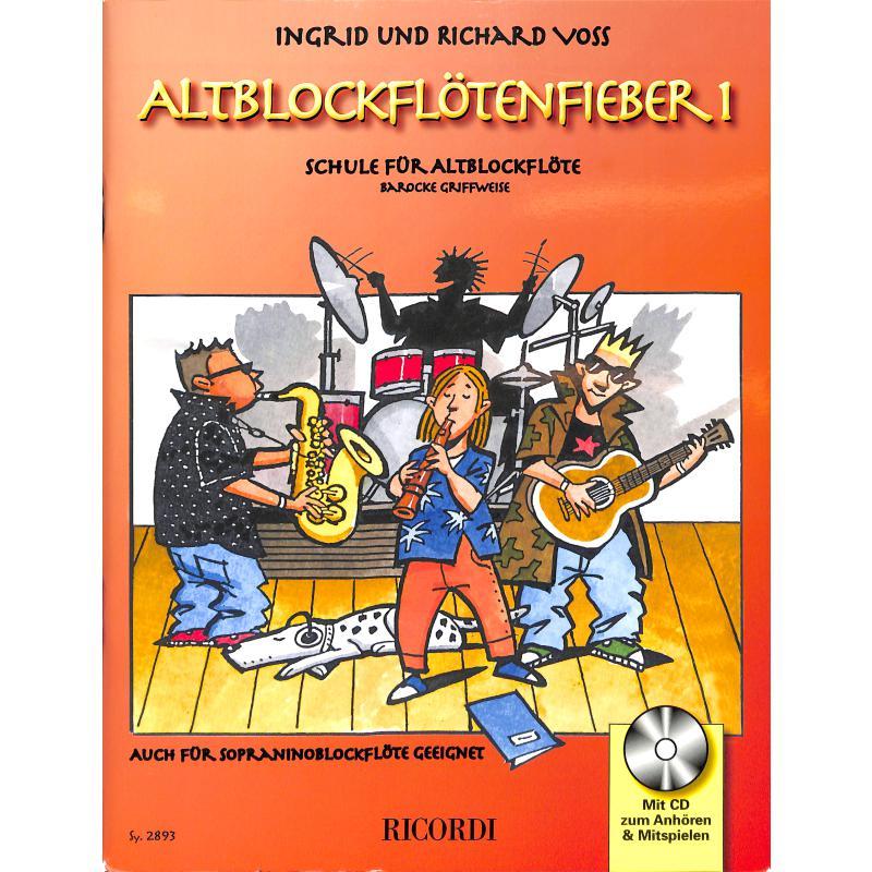 Produktinformationen zu ALTBLOCKFLOETENFIEBER 1 SY 2893