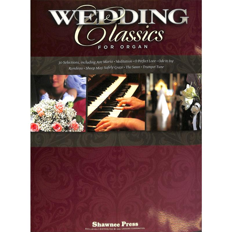 Titelbild für HL 111966 - WEDDING CLASSICS