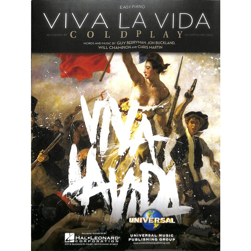 Titelbild für HL 110167 - VIVA LA VIDA