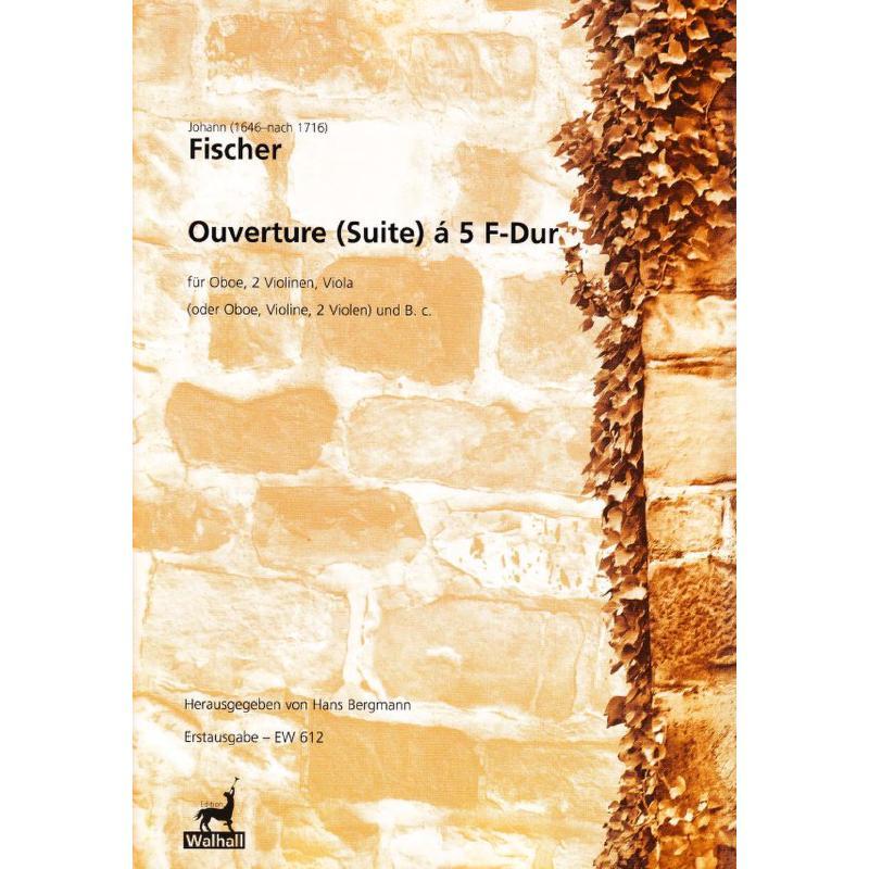 Titelbild für WALHALL 612 - Ouvertüre - Suite a 5 F-Dur