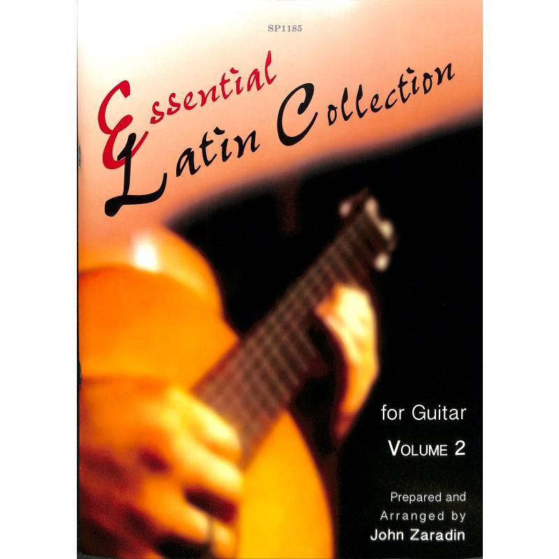 Titelbild für SPARTAN 1185 - Essential Latin collection 2