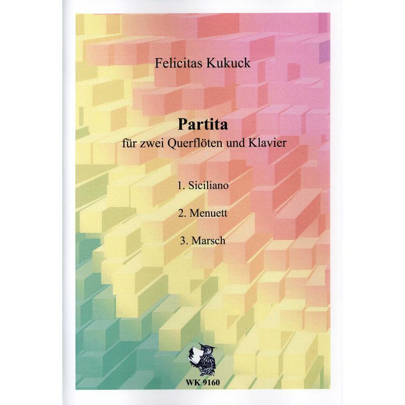 Titelbild für WK 9160 - Partita