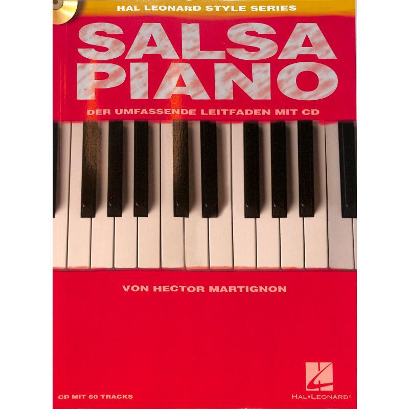 Titelbild für HASKE 1135472 - SALSA PIANO