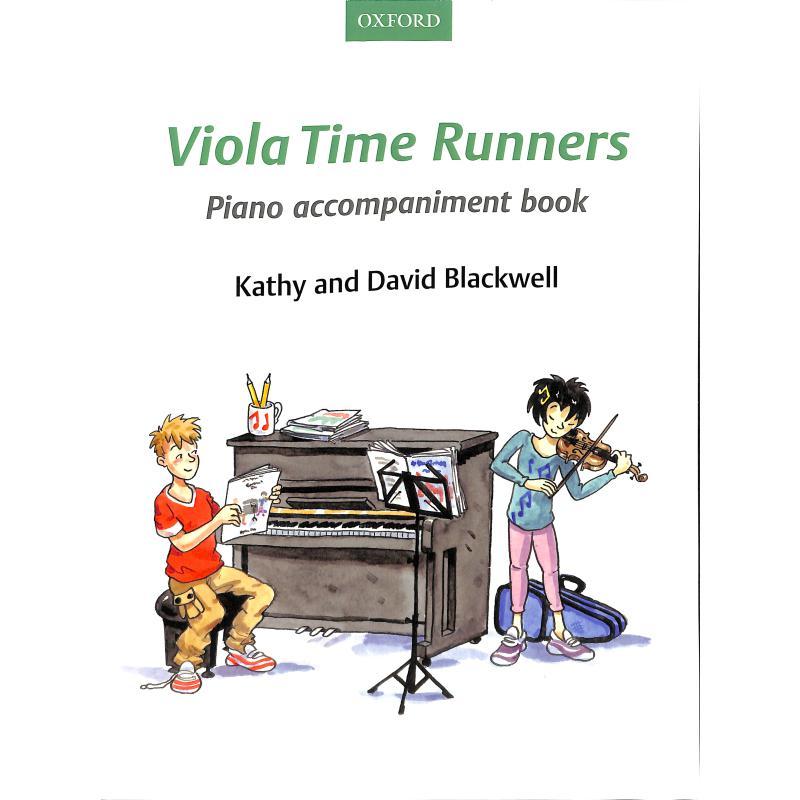 Titelbild für 978-0-19-339853-5 - VIOLA TIME RUNNERS 2