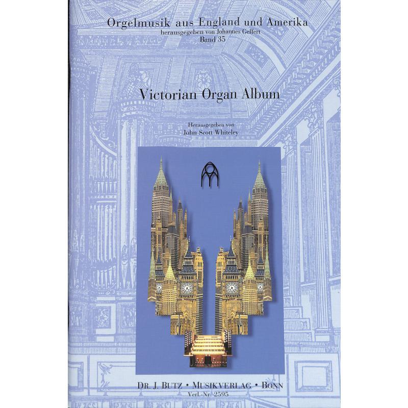 Titelbild für BUTZ 2595 - Victorian organ album