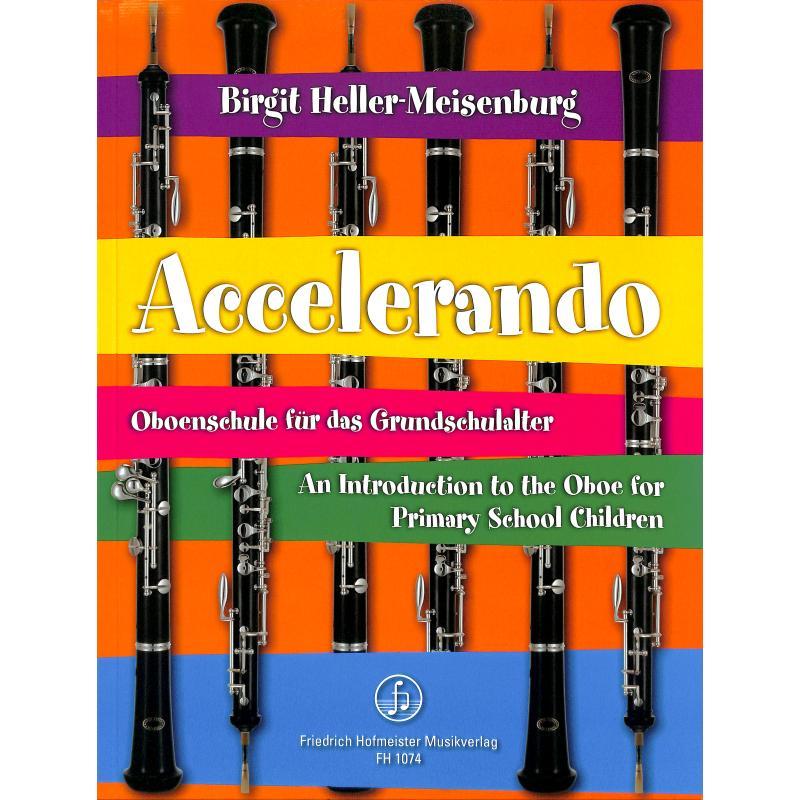 Titelbild für FH 1074 - ACCELERANDO