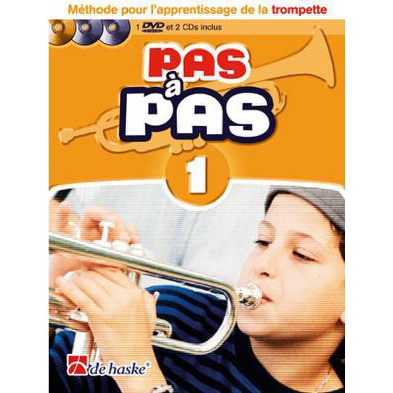 Titelbild für HASKE 1063944 - Pas a pas 1