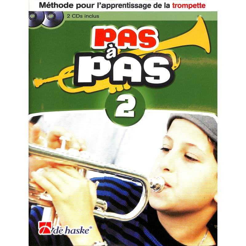 Titelbild für HASKE 1074265 - Pas a pas 2