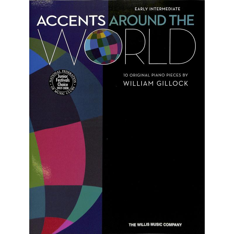 Titelbild für HL 122148 - Accents around the world