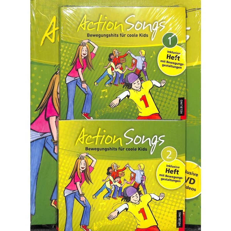 Titelbild für HELBL -S6940 - Action songs