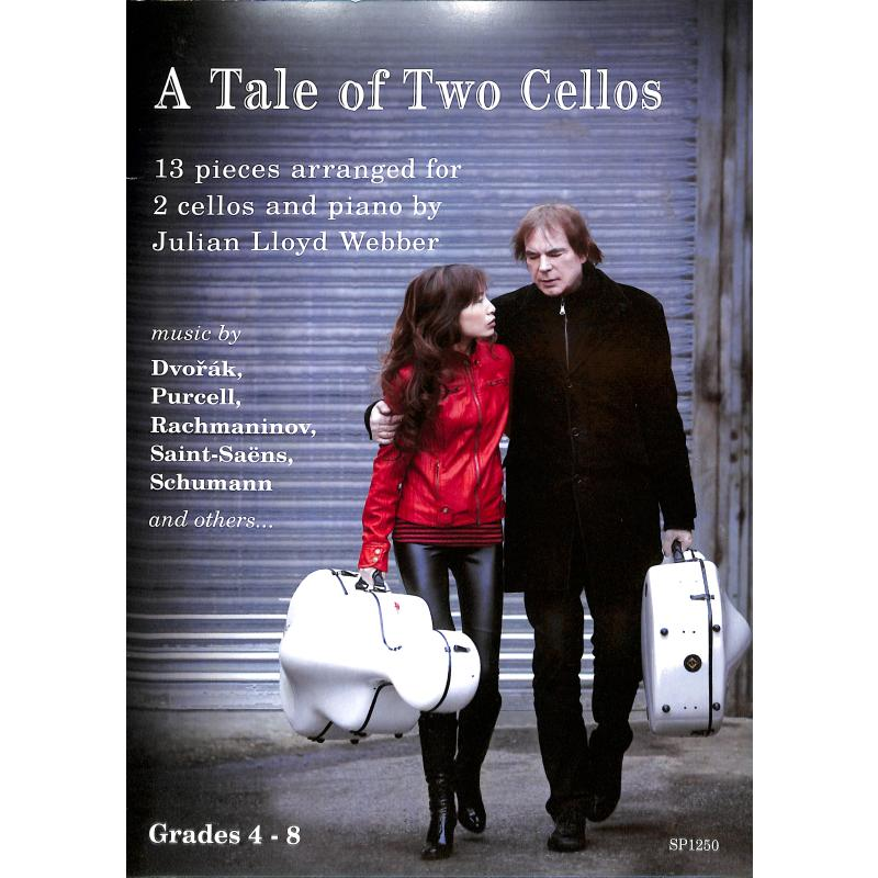 Titelbild für SPARTAN 1250 - A tale of two cellos