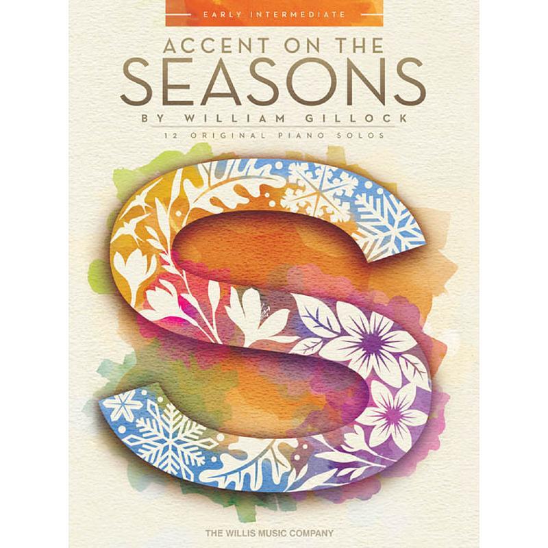 Titelbild für HL 118900 - Accent on the seasons