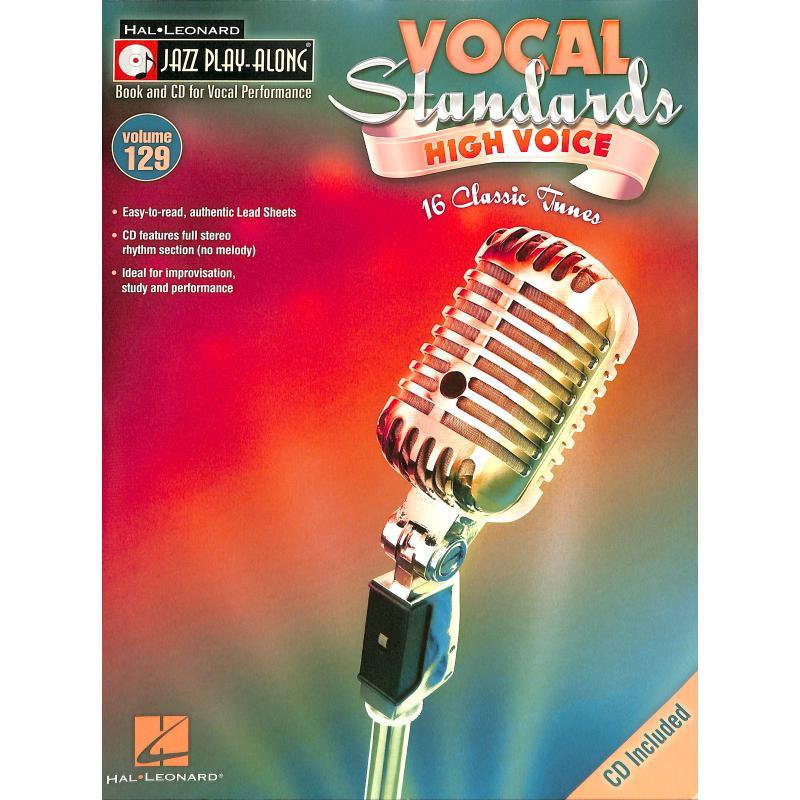 Titelbild für HL 843190 - Vocal standards