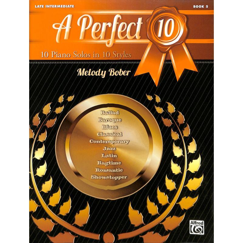 Titelbild für ALF 42338 - A perfect 10 Bd 5