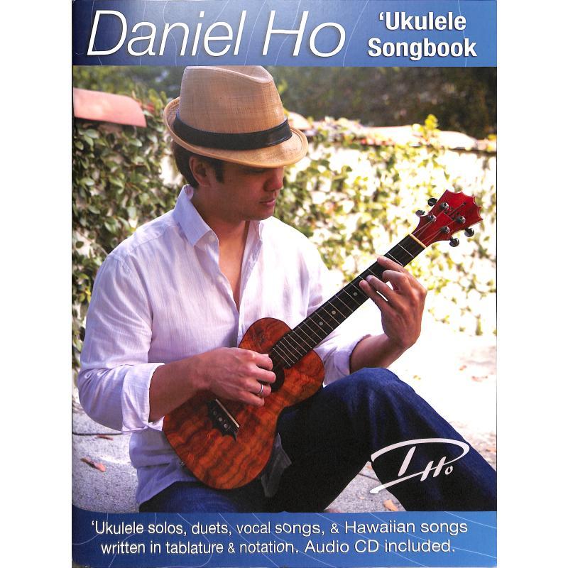 Titelbild für ALF 98-DHC80108 - UKULELE SONGBOOK