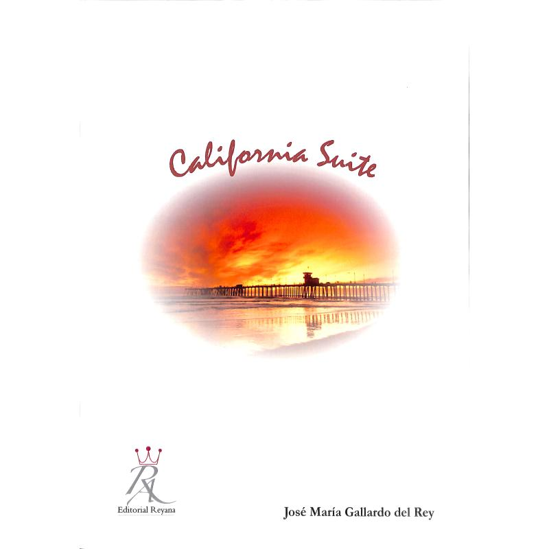 Titelbild für PILES -REY0012 - CALIFORNIA SUITE