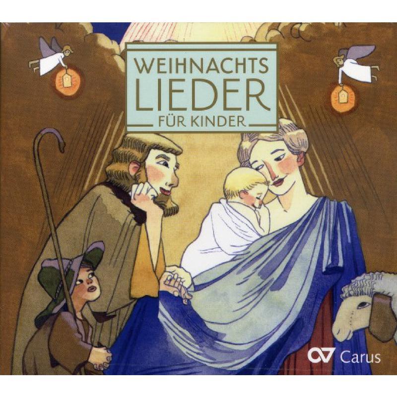 Titelbild für CARUS 83014-00 - Weihnachtslieder für Kinder