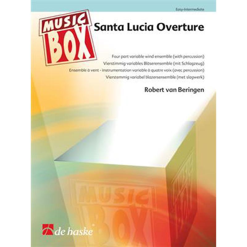 Titelbild für DHP 1135421-070 - Santa Lucia Overture