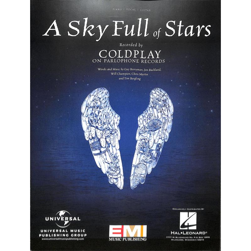 Titelbild für HL 130718 - A sky full of stars