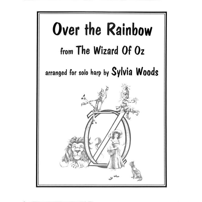 Titelbild für WOODS 5803B - Over the rainbow