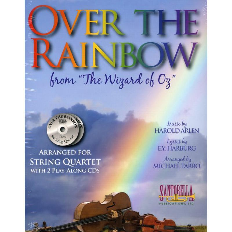 Titelbild für SANTOR -TS390 - Over the rainbow