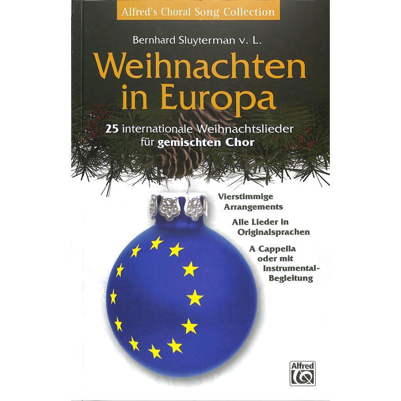 Titelbild für ALF 20235G - Weihnachten in Europa