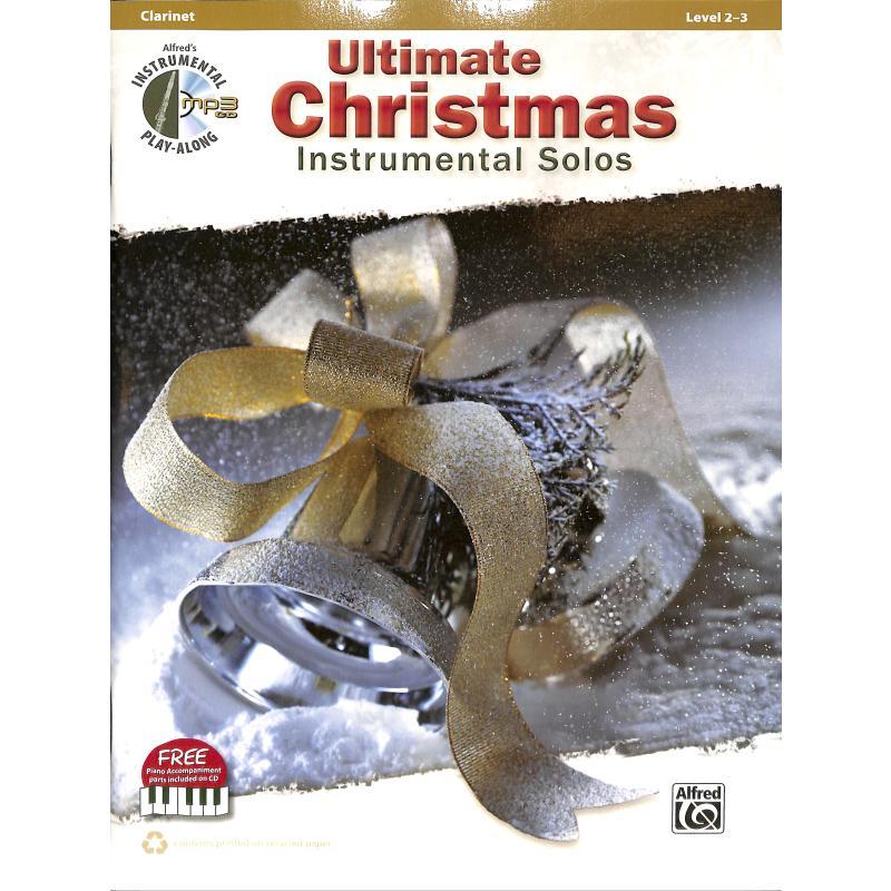 Titelbild für ALF 41497 - Ultimate christmas - instrumental solos
