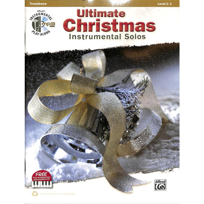 Titelbild für ALF 41512 - Ultimate christmas - instrumental solos