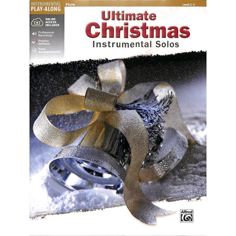 Titelbild für ALF 41494 - Ultimate christmas - instrumental solos