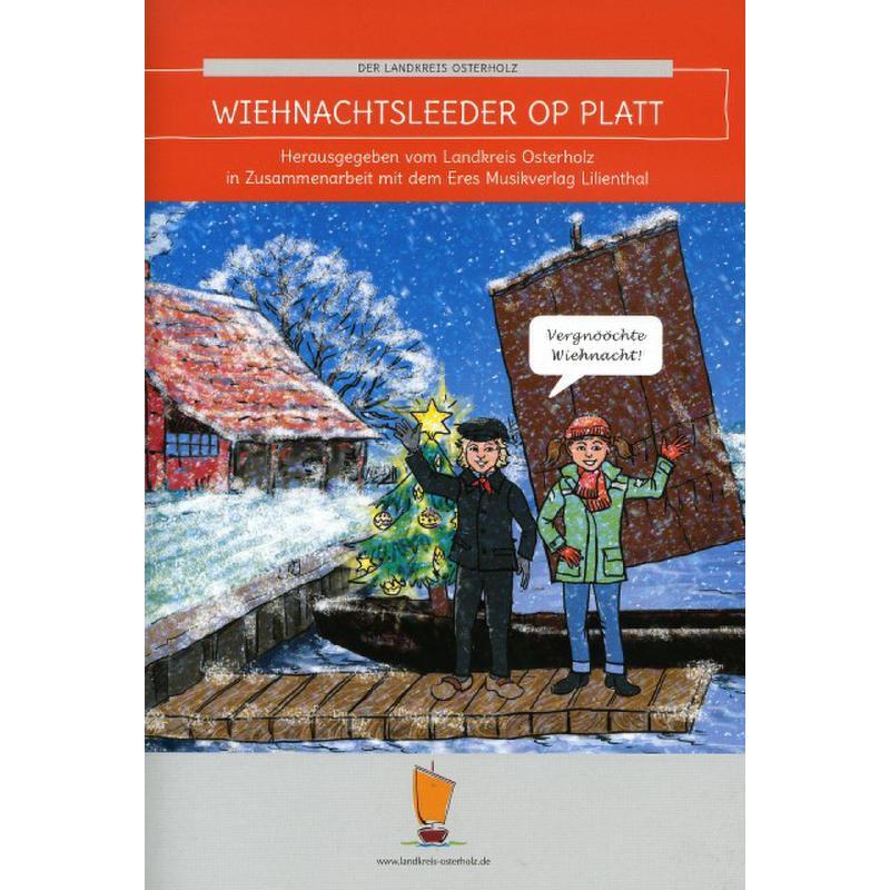 Titelbild für ERES 2342 - WIEHNACHTSLEEDER OP PLATT