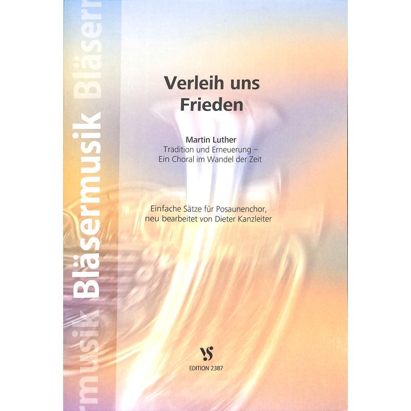 Titelbild für VS 2387 - VERLEIH UNS FRIEDEN
