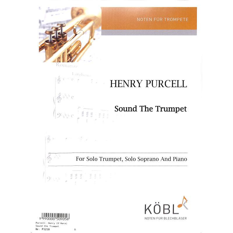 Titelbild für DIEWA 891 - Sound the trumpet