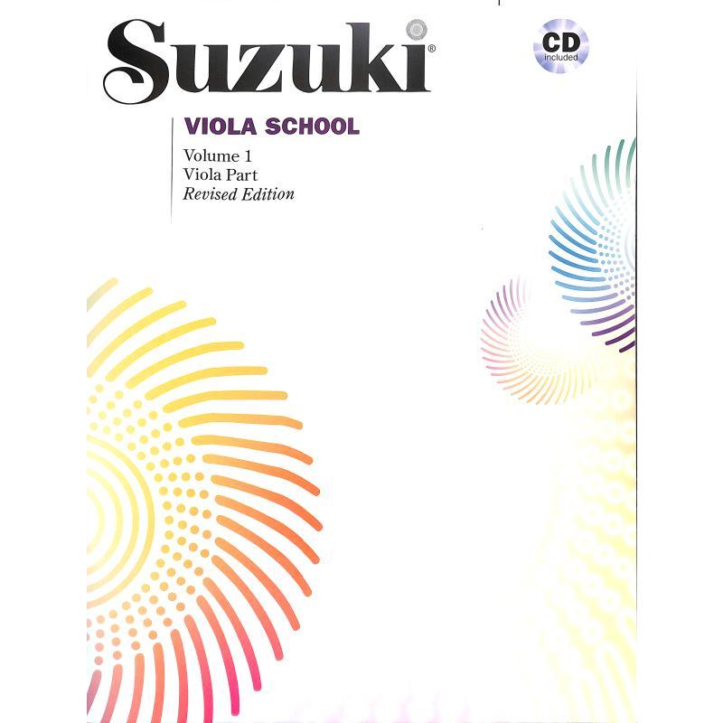 Titelbild für ALF 40685 - VIOLA SCHOOL 1 - REVISED EDITION