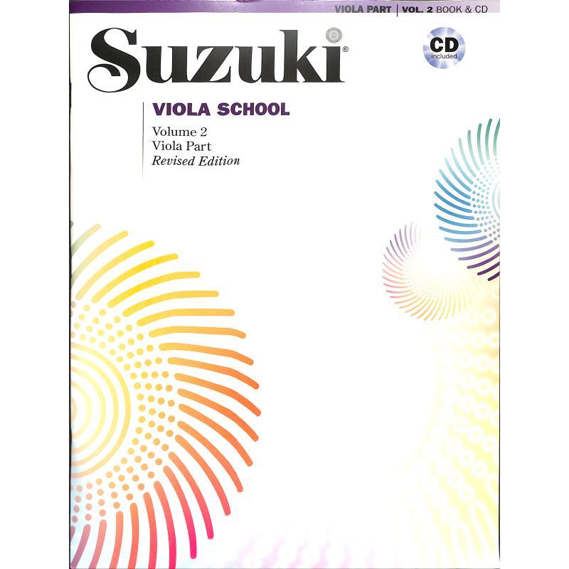 Titelbild für ALF 40688 - VIOLA SCHOOL 2 - REVISED EDITION
