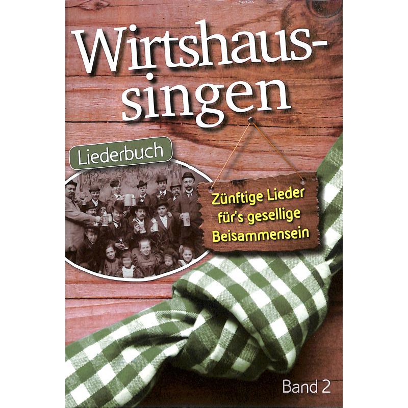 Titelbild für GEIGER -SB88 - WIRTSHAUSSINGEN 2