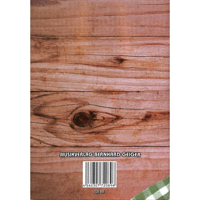 Notenbild für GEIGER -SB88 - WIRTSHAUSSINGEN 2